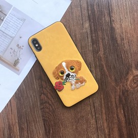 Simple Cute Protective Phone Case Cover for iPhone