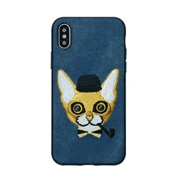 Super Cute Animal Design Protective Phone Case for iPhone