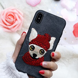 Cute Fashion Animal Design Protective Phone Case for iPhone