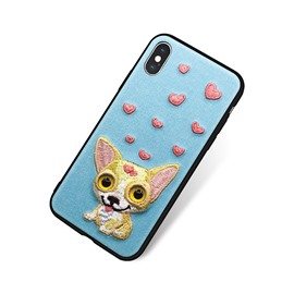 Creative Fashion Animal Design Protective Phone Case for iPhone