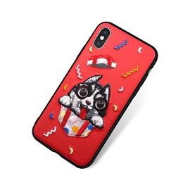 Fashion Creative Animal Design Protective Phone Case for iPhone