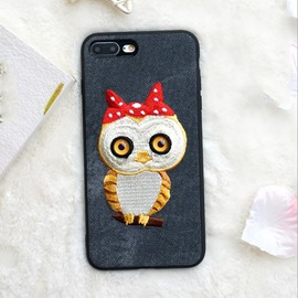 Creative Fashion Animal Pattern Protective Phone Case for iPhone