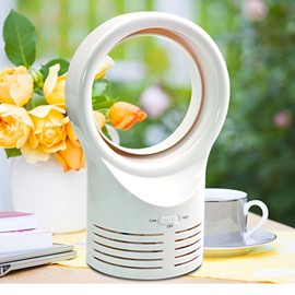 Safe Cooling Portable Quiet Fan for Home Bedroom Baby-Room Office Outdoor