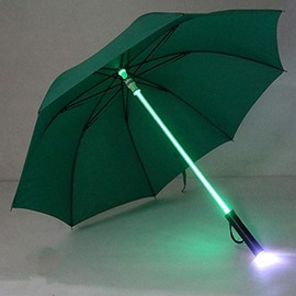 Creative Design Multicolor Option Luminous Umbrella