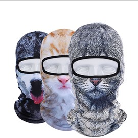 Animal Balaclava Breathable Outdoor Sports Motorcycle Cycling Face Mask
