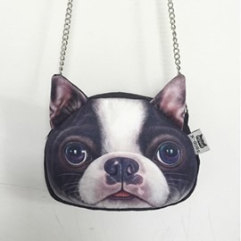 3D Print Animal Pattern Design Chain Fashion Bag