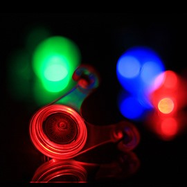 Cool 4-color Illuminated Flashing Rear Lamp
