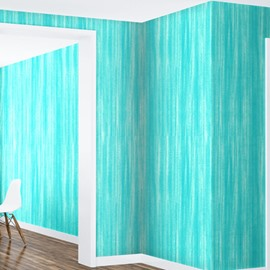 Gradient Green Simple Style Waterproof and Eco-friendly 3D Wall Mural
