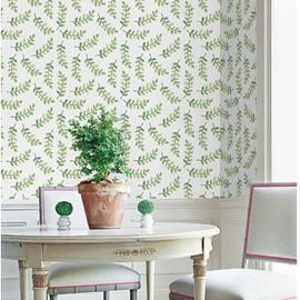 Moist Resistant European Style Silk Cloth Material Wall Murals