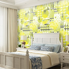 European Style Silk Cloth Material Self-Adhesive Waterproof Wall Murals