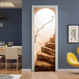 Rocks Upstairs Printer Classic Creative Wall Stickers / Wall Decorations