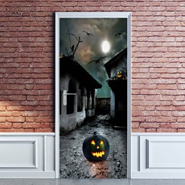 Halloween Creative Wall Stickers Wall Decorations PVC not fade Waterproof Removable