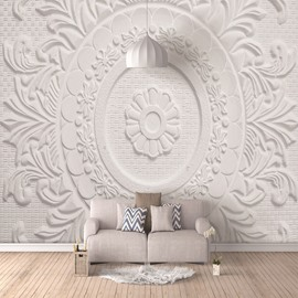 3D Relief Self-adhesive Wall Murals Eco-friendly Waterproof Anti-fouling Wall Decorations