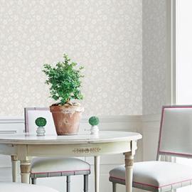 European Style Mildew Resistant Waterproof Silk Cloth Material Wall Murals
