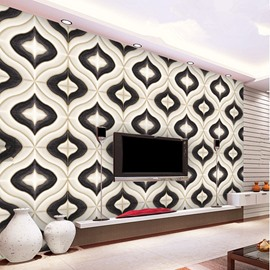 Unique American Style Creative Pattern Design Home Decoration Wall Murals