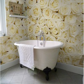 3D Bathroom Wall Murals. For You !