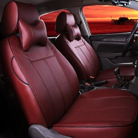 Country Style Perfect Fit Environmental Health Materials Microfiber Comfortable&Soft Custom Fit Seat Cover