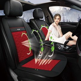 Modern Style Design With Internal Cooling System Universal Car Seat Cover Mat Single Piece